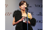 「VOGUE JAPAN Women of the Year 2013」授賞式(大久保佳代子)