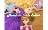 アイドルユニット「HGS」Harajuku Girls School